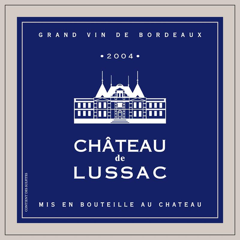 Château de Lussac 2004