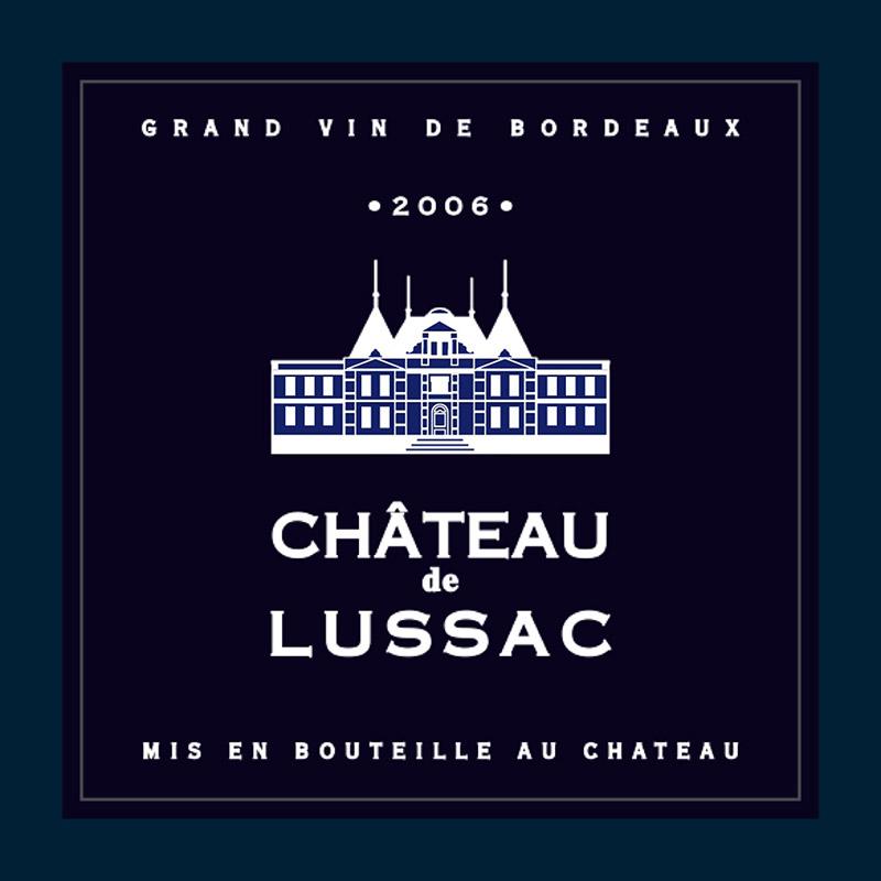 Château de Lussac 2006