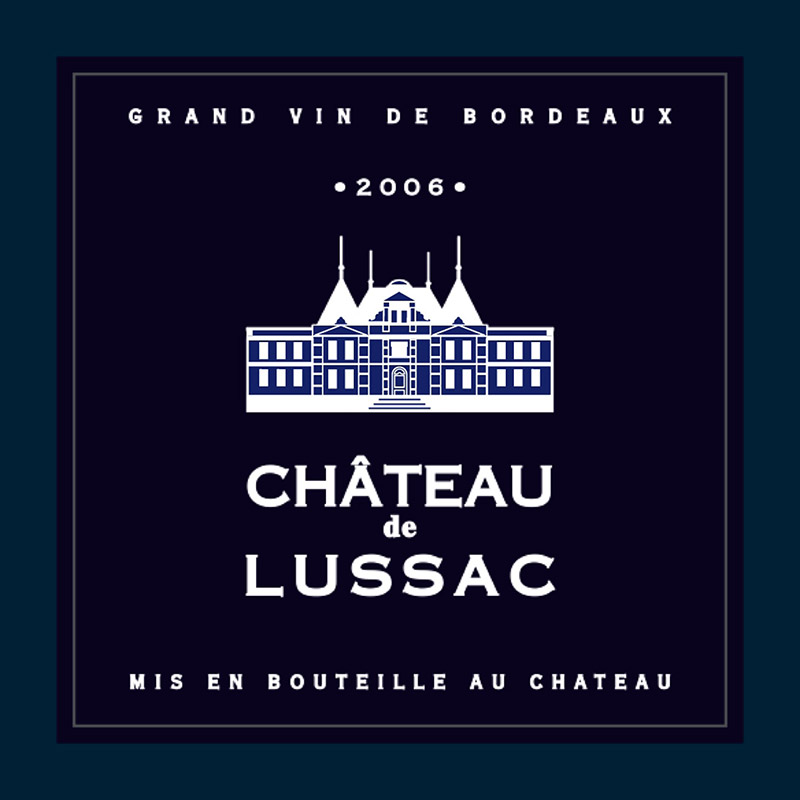 Revue de Presse Château de Lussac 2006