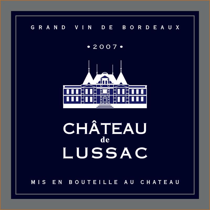 Château de Lussac 2007