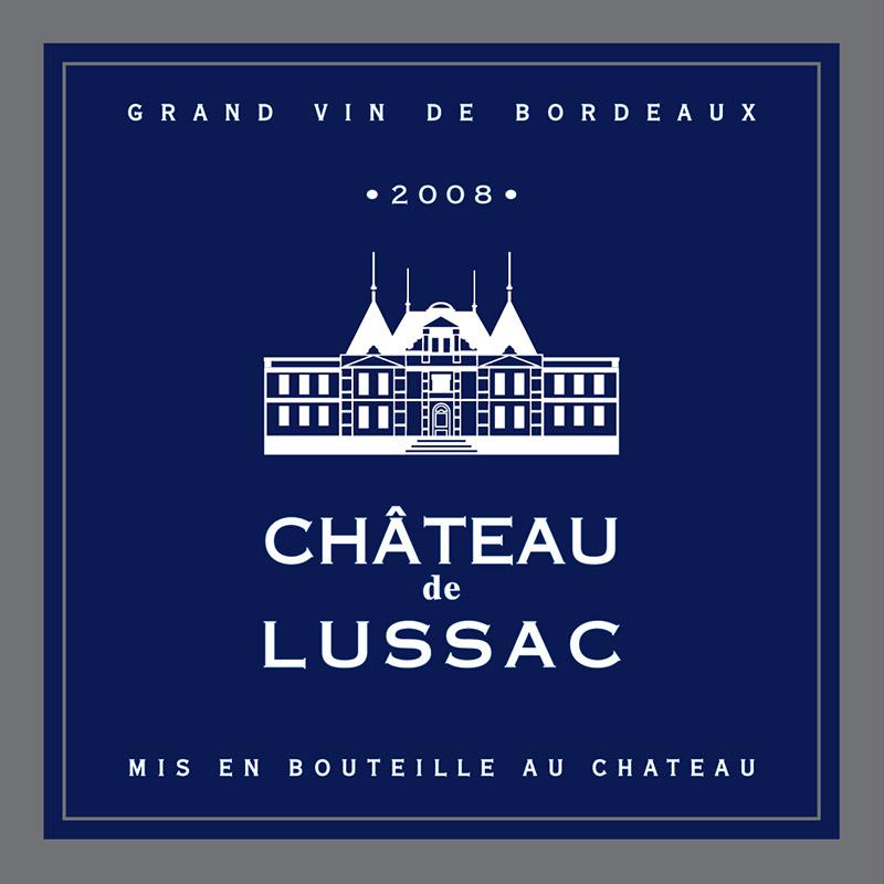 Château de Lussac 2008