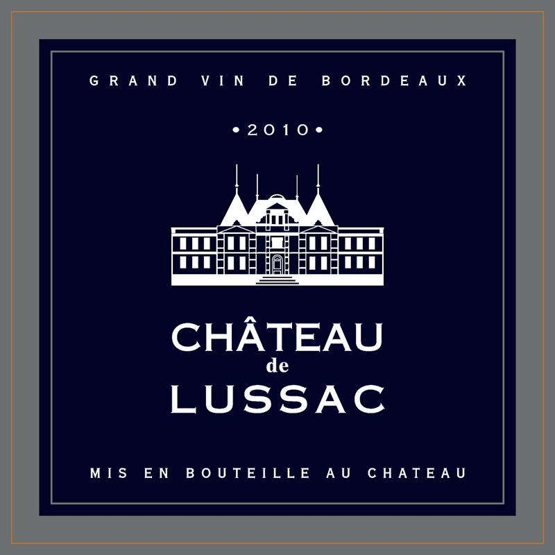 Château de Lussac 2010
