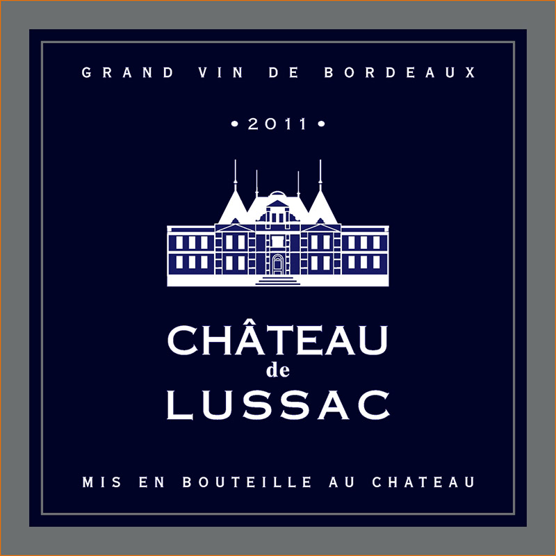 Château de Lussac 2011