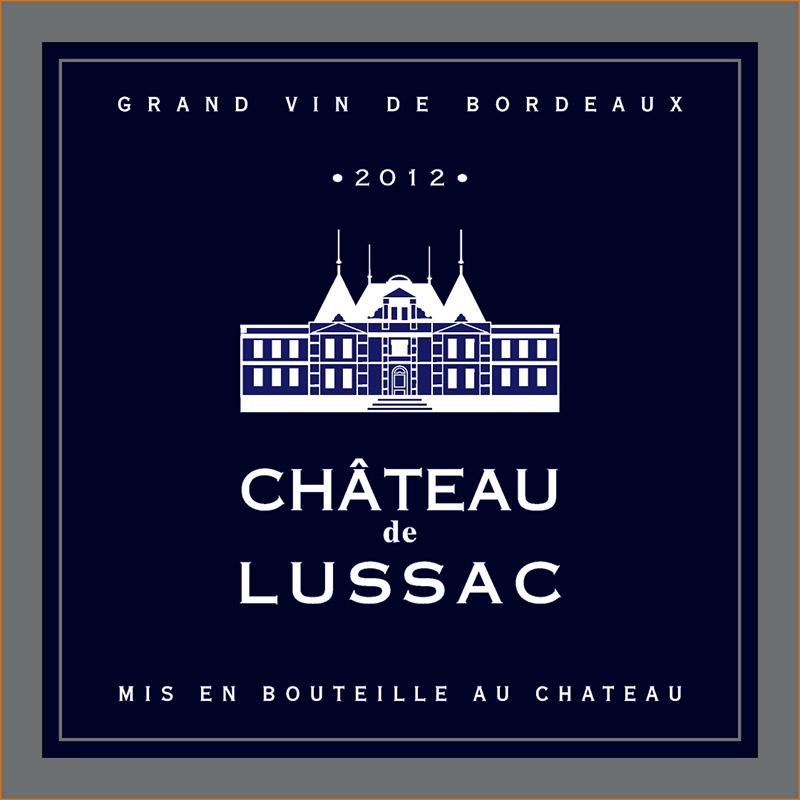 Château de Lussac 2012