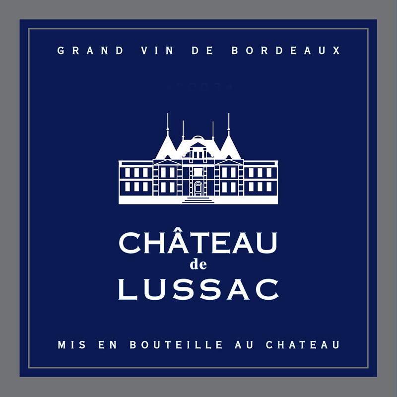 Château de Lussac 2005