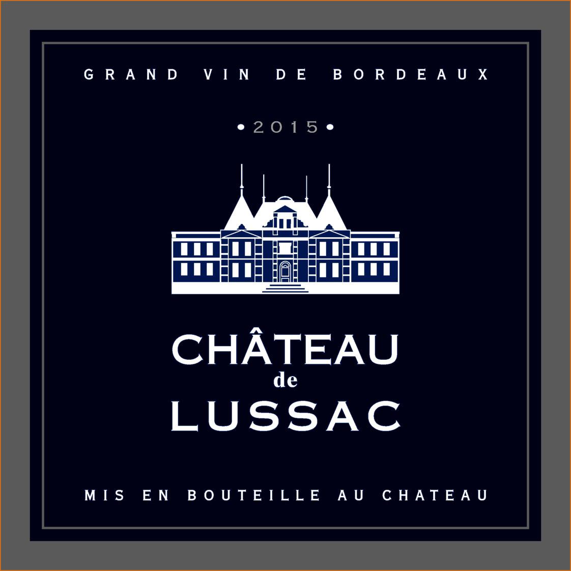 Château de Lussac 2014
